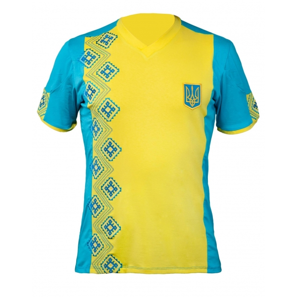 Вышиванка«За Украину» мужская