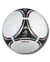 Футбольный мяч adidas Танго 12 - официальный мяч Евро-2012