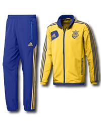 Спортивный костюм adidas сборной Украины, мужской